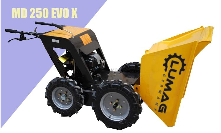 Lumag MD 250, Mini Dumper HML 250 SUPER AKCIA